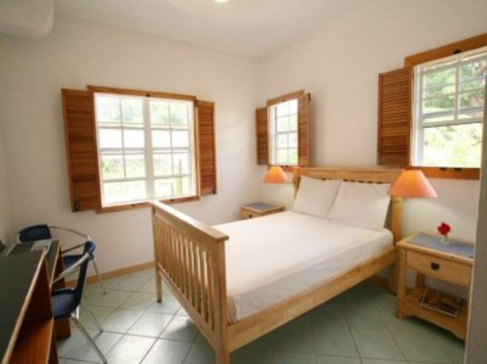 Anchorage Rooms: en-suite bedroom