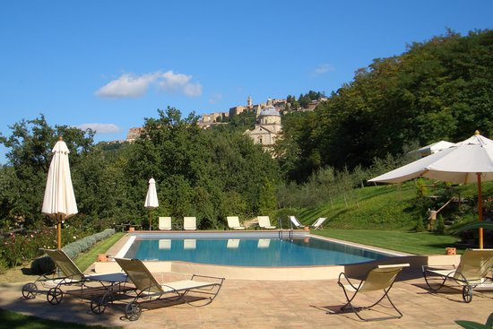 Relais San Bruno: the swimmingpool