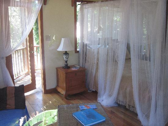 The Lily Pond House Hotel: my room