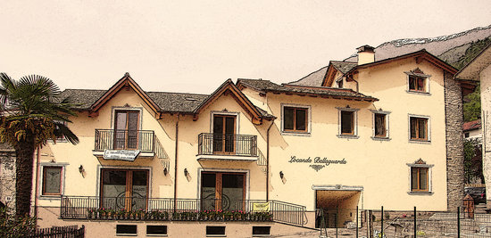 Locanda Bellaguarda B&B Tirano