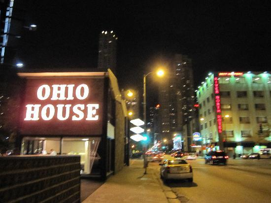 Ohio House Motel: Cheap and cheerful