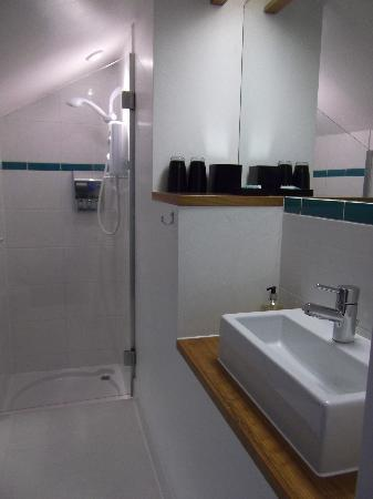 202 Guest House: Shower Room