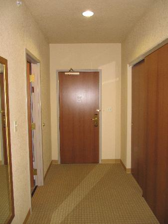 The Inn at Palmer Divide: Room Entrance