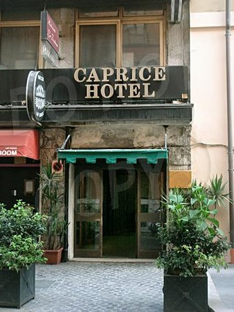 "Hotel Caprice: Yes, it's actually ""Caprice Hotel"""