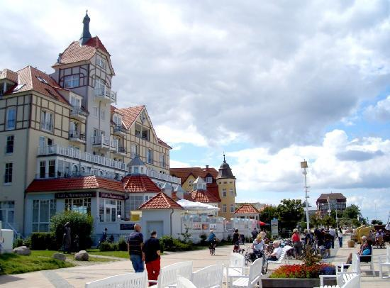 hotell Ostseebad Khlungsborn