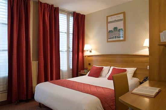 BEST WESTERN Quartier Latin Pantheon: Chambre Double comfort