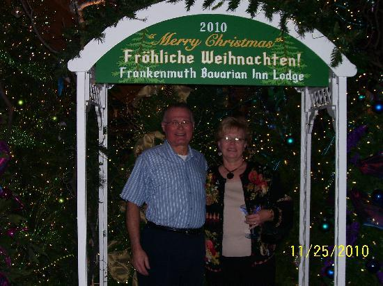 Bavarian Inn Lodge: Beautiful Setting for the Holidays