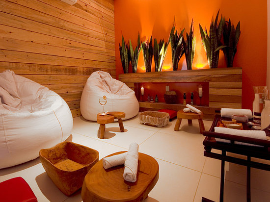 Radisson Hotel Maceio: Spa Tantien