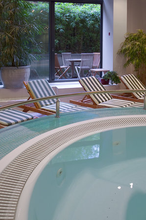 Hotel Silken Berlaymont Brussels : Relax Spa 