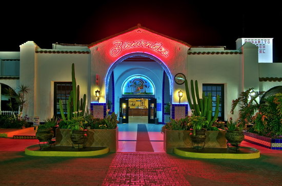 Rosarito Beach Hotel