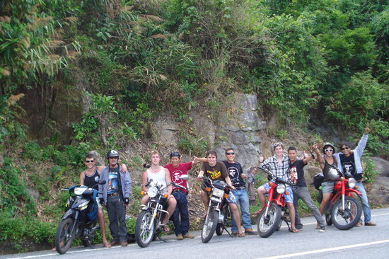 Hue Adventures - Motorbike & Jeep Tours - Day Tours