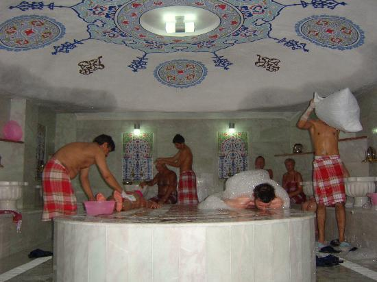 oykun hotel turkish bath