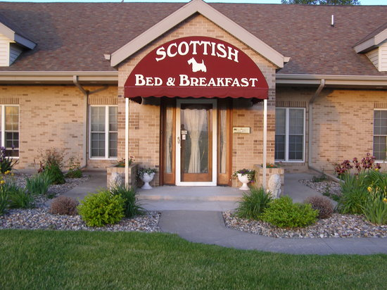 "Scottish Bed & Breakfast: COME visit ""Amish Country"" and Stay Here"