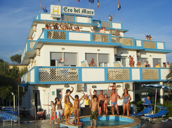 Photo of Hotel Eco del Mare Marina Di Massa