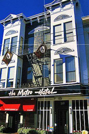Metro Hotel: Boutique hotels in San Francisco
