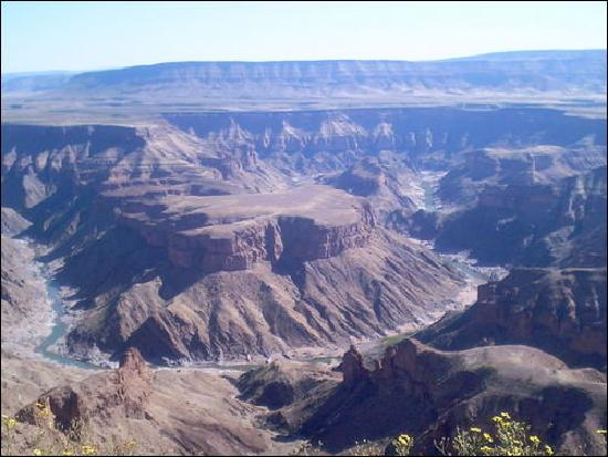 Fish River Canyon otelleri