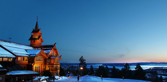 Photo of Rica Holmenkollen Park Hotel Oslo