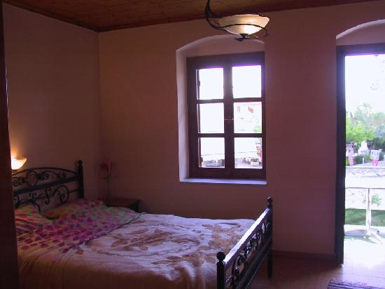 Mystras, Greece: room number 5