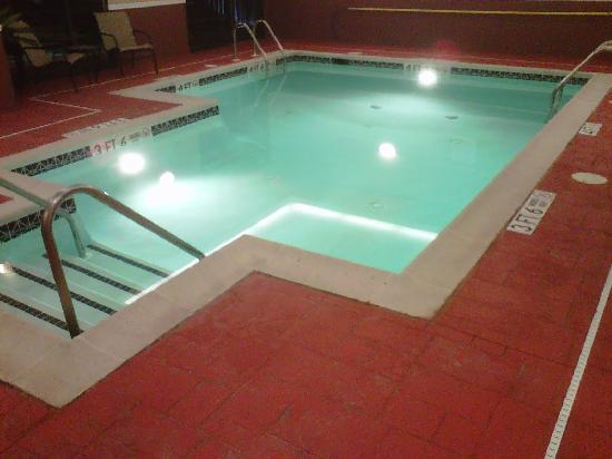 Hampton Inn Doylestown: Pool