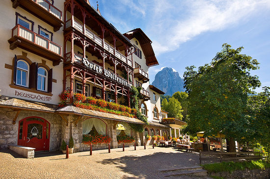 Photo of Hotel Wolkenstein Selva Di Val Gardena
