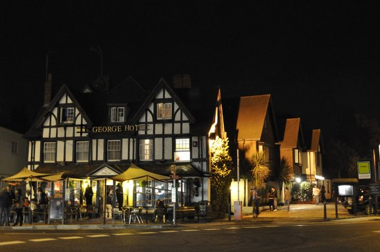 Photo of Three SeasonsThe George Hotel Pangbourne