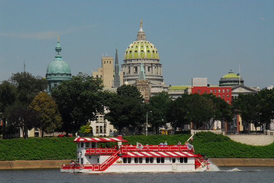 Harrisburg, Pensilvania: Pride of the Susquehanna