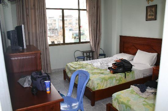 Giang Son Guesthouse: Zimmer 401