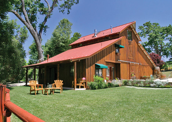 The Creekside Bed & Breakfast: Relax in Wine Country!