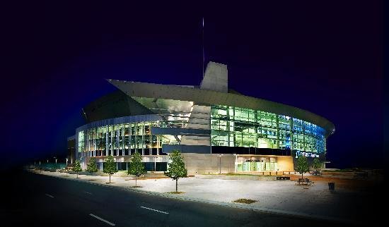 Wichita, Канзас: INTRUST Bank Arena