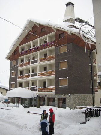Photo of Hotel Holiday Debili Salice D'Ulzio