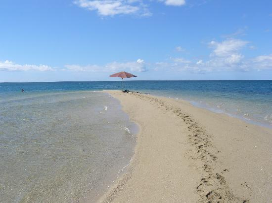 Labasa, Fidżi: Our own beach