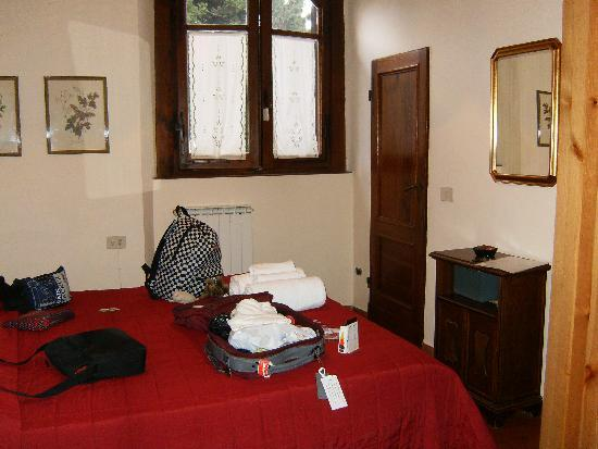 Casa Toselli: second room