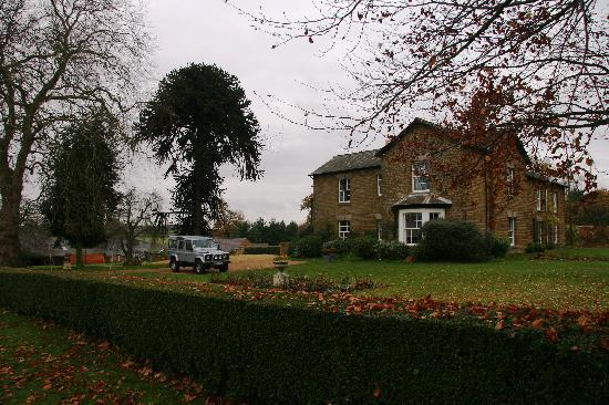 Towcester, UK: Potcote in November
