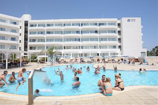 Photo of Odessa Beach Hotel Protaras