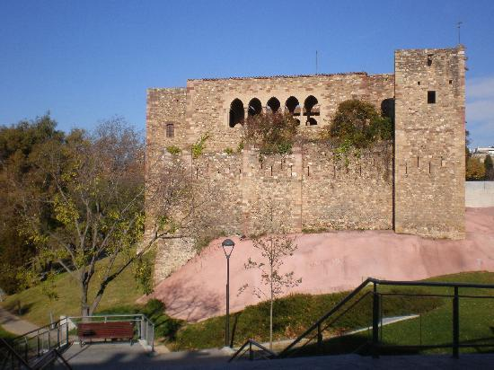 Terrassa, Spanyol: Castell cartoixa de vallparadis