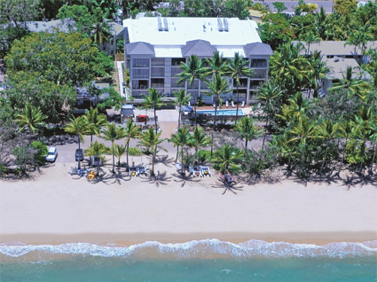 Island Views Palm Cove: Ariel Shot