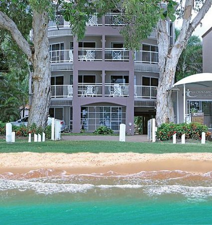 Coral Horizons Beachfront Apartments
