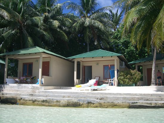 Summer Island Village: our bungalow