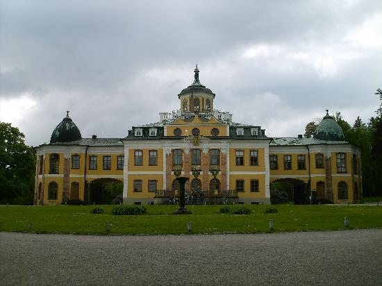 Weimar, Germany: Schloss Bellevue