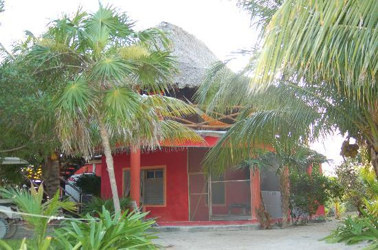 Holbox Island, Mexico: the house