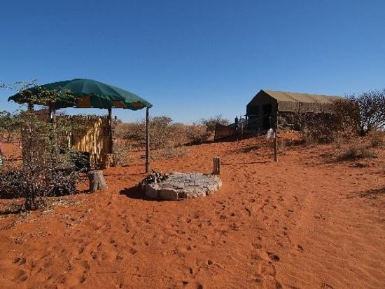 Red Dune Camp