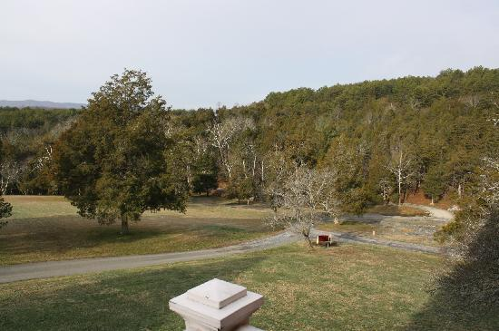 Stoneridge Bed and Breakfast: View from the Suite