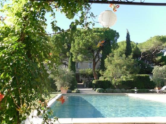 Chateau Eydoux: Swimming Pool CE