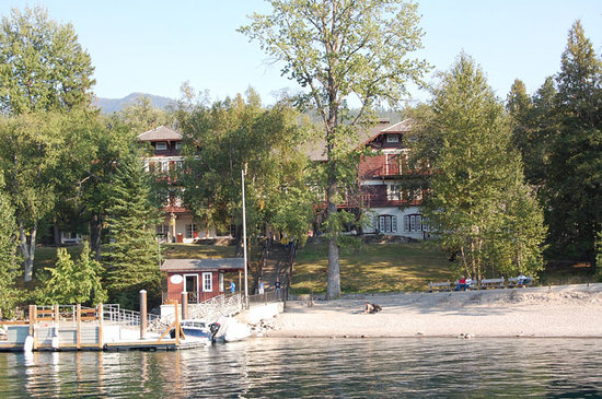 ‪Lake McDonald Lodge‬