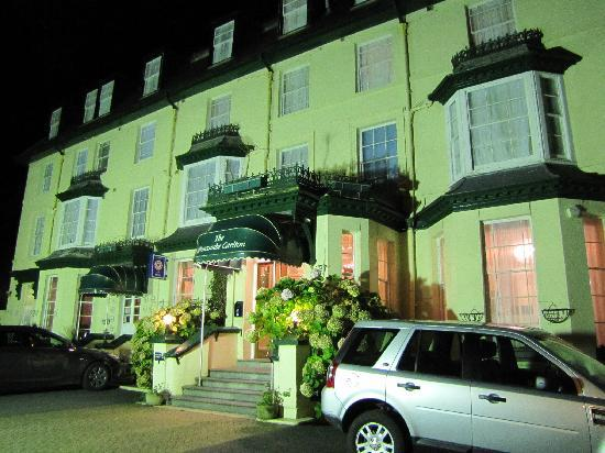 Ilfracombe Carlton Hotel: Night shot