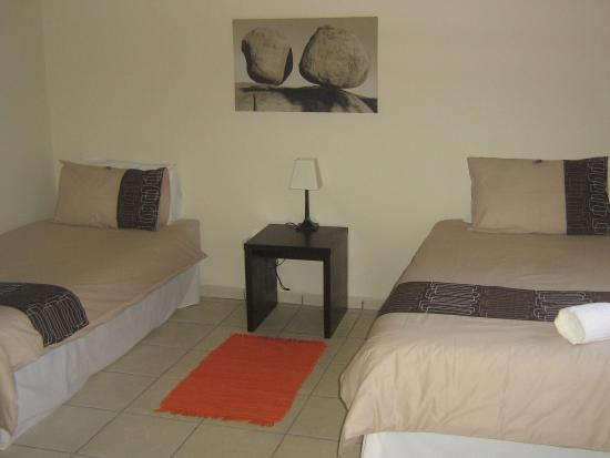 Johannesburg Backpackers: Twin en-suite