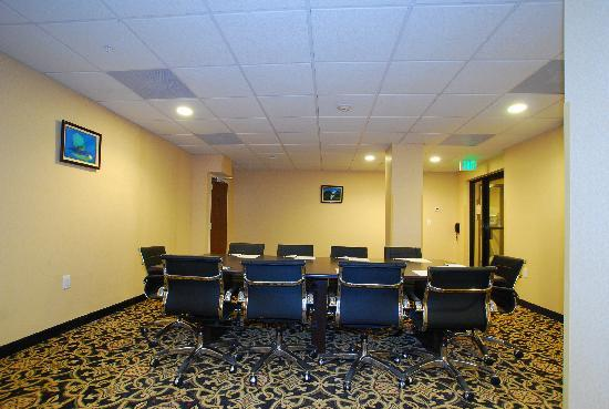 Quality Inn Downtown Baltimore: Meeting Room