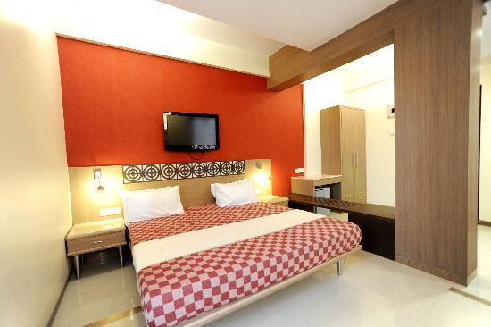 Khar, India: Superior room