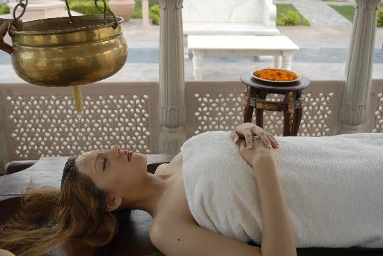 Country Inn & Suites By Carlson, Vaishno Devi, Katra: Ayurvedic Spa