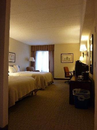 Wyndham Pittsburgh University Center: Hotelzimmer